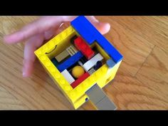 lego candy machine tutorial that takes money