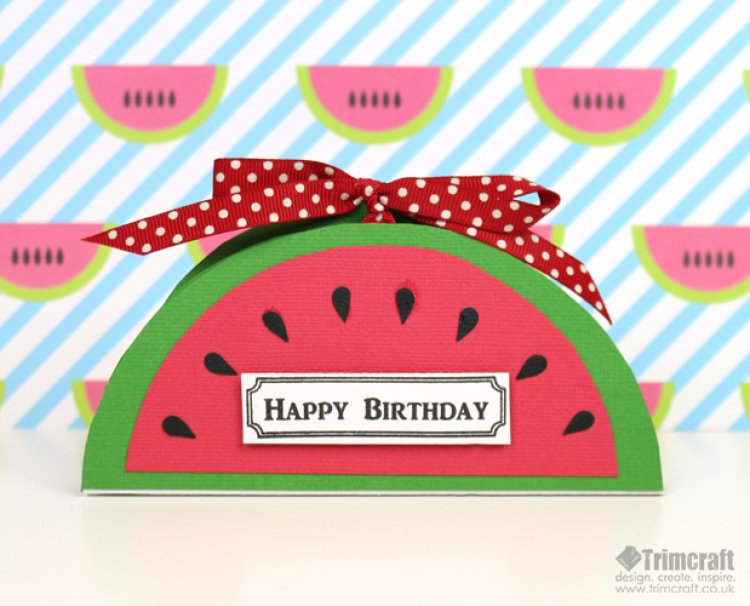 diy birthday card tutorial