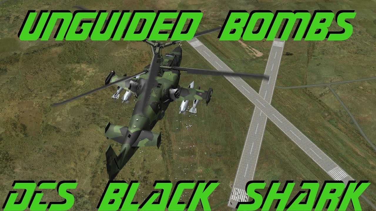 dcs black shark 2 tutorial