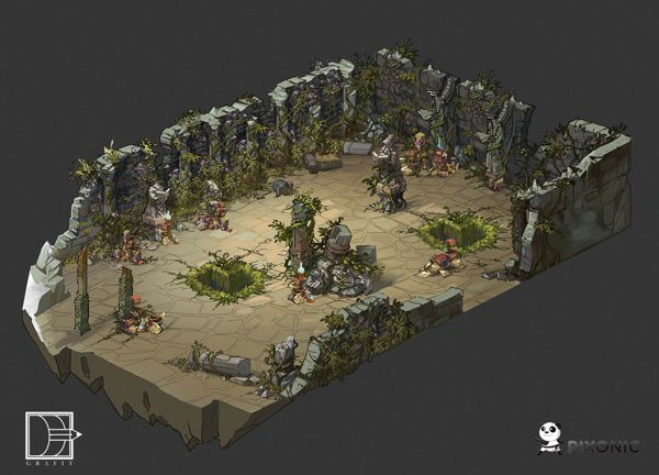 isometric game art tutorial
