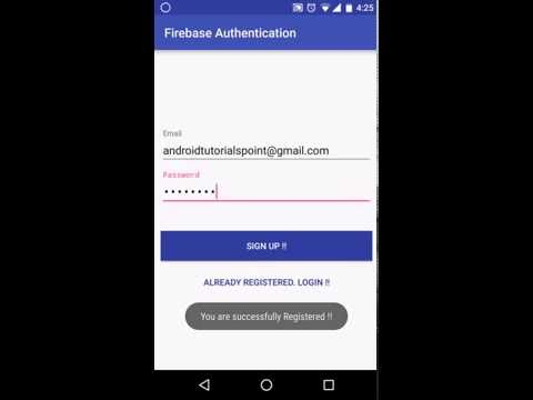 android google login tutorial
