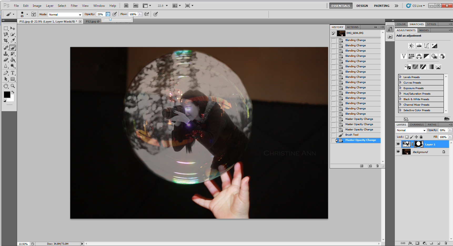 photoshop layer mask tutorial
