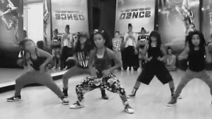 tricia miranda choreography tutorial