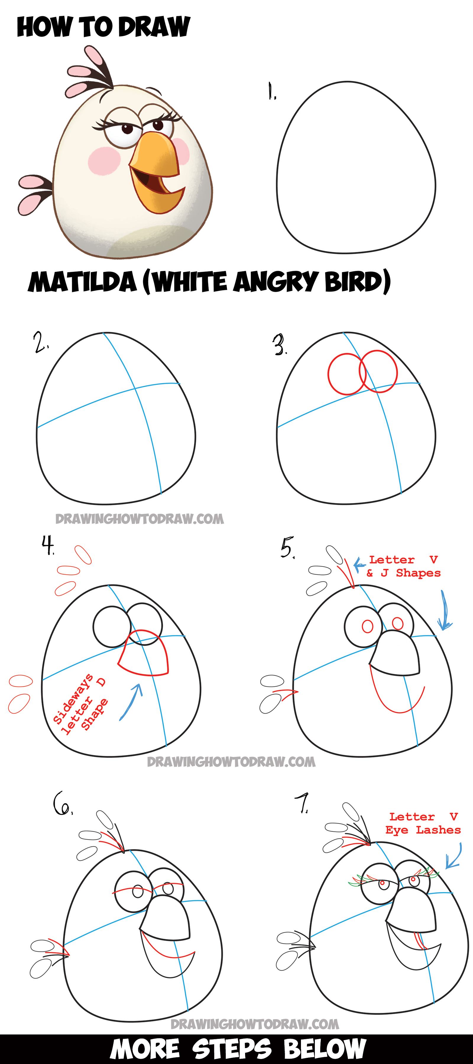 learn to draw tutorial