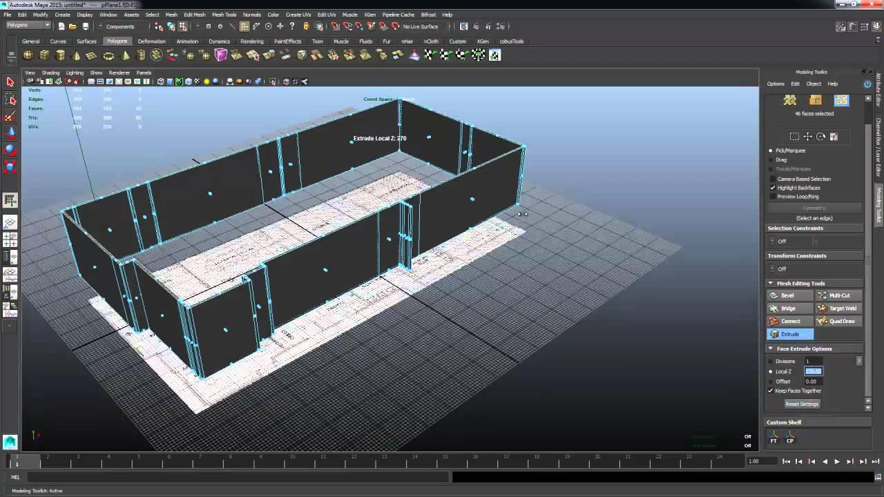 maya 3d tutorial pdf