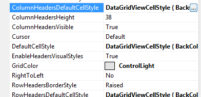 visual basic datagrid tutorial