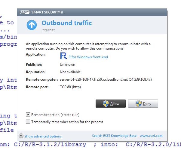 r statistical package tutorial