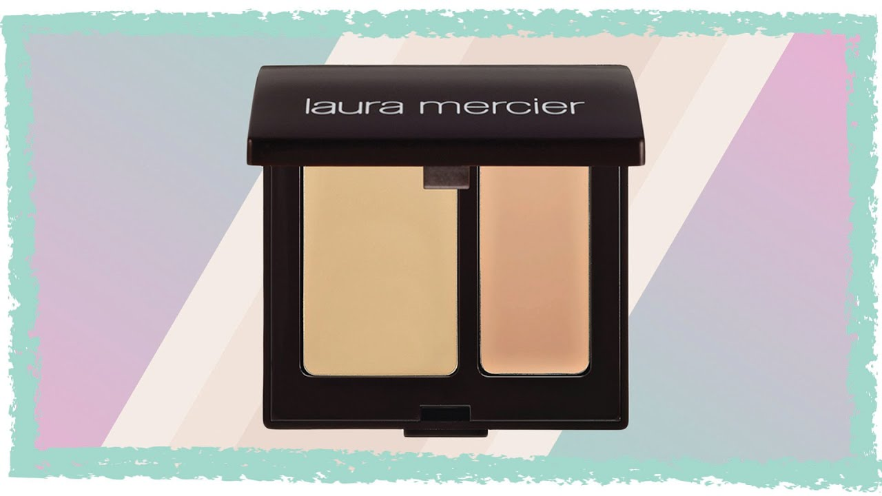 laura mercier secret camouflage tutorial