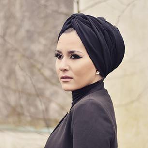 dina tokio hijab tutorial