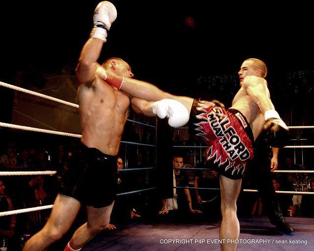 muay thai roundhouse kick tutorial