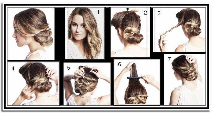 kate middleton hair updo tutorial