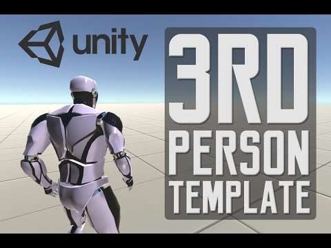 unity 3rd person tutorial