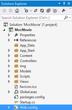 mvc 5 visual studio 2012 tutorial