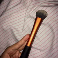 real techniques expert face brush tutorial