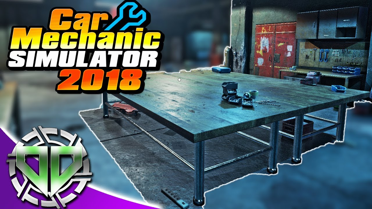 car mechanic simulator 2018 how to get out of tutorial