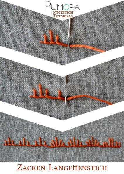 machine blanket stitch tutorial
