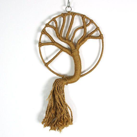 macrame tree of life tutorial