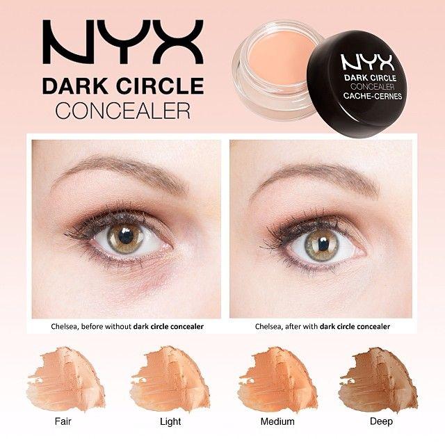 concealer tutorial for dark circles