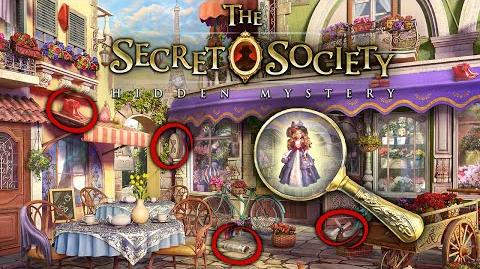 secret society hidden mystery tutorial