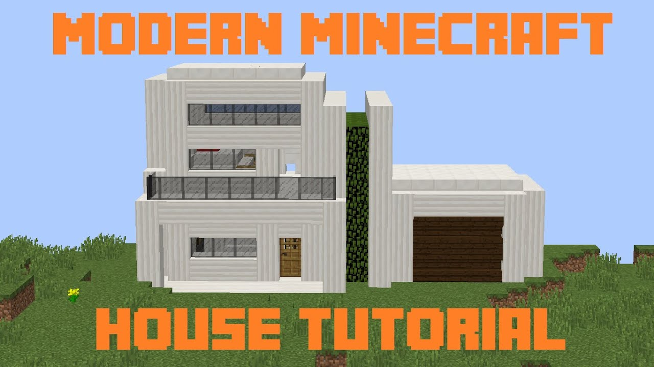 best minecraft houses tutorial