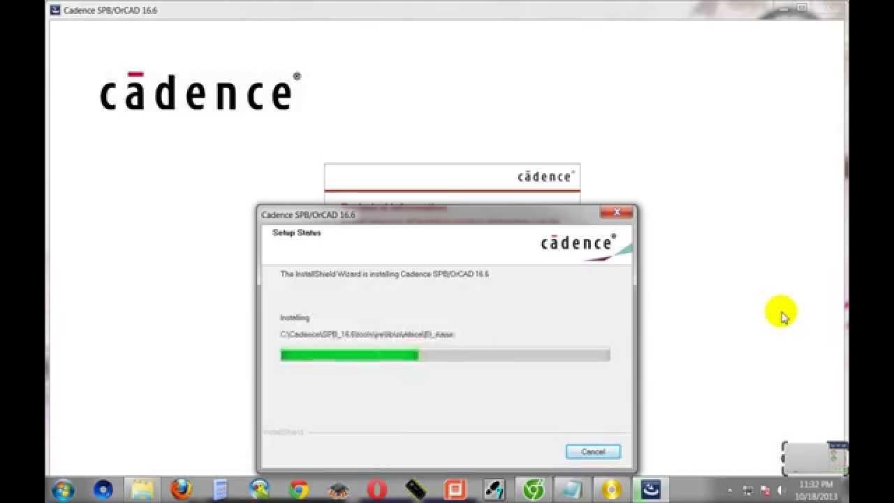 cadence orcad 16.6 tutorial