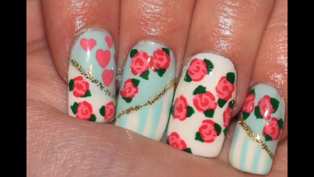 gel nail polish tutorial