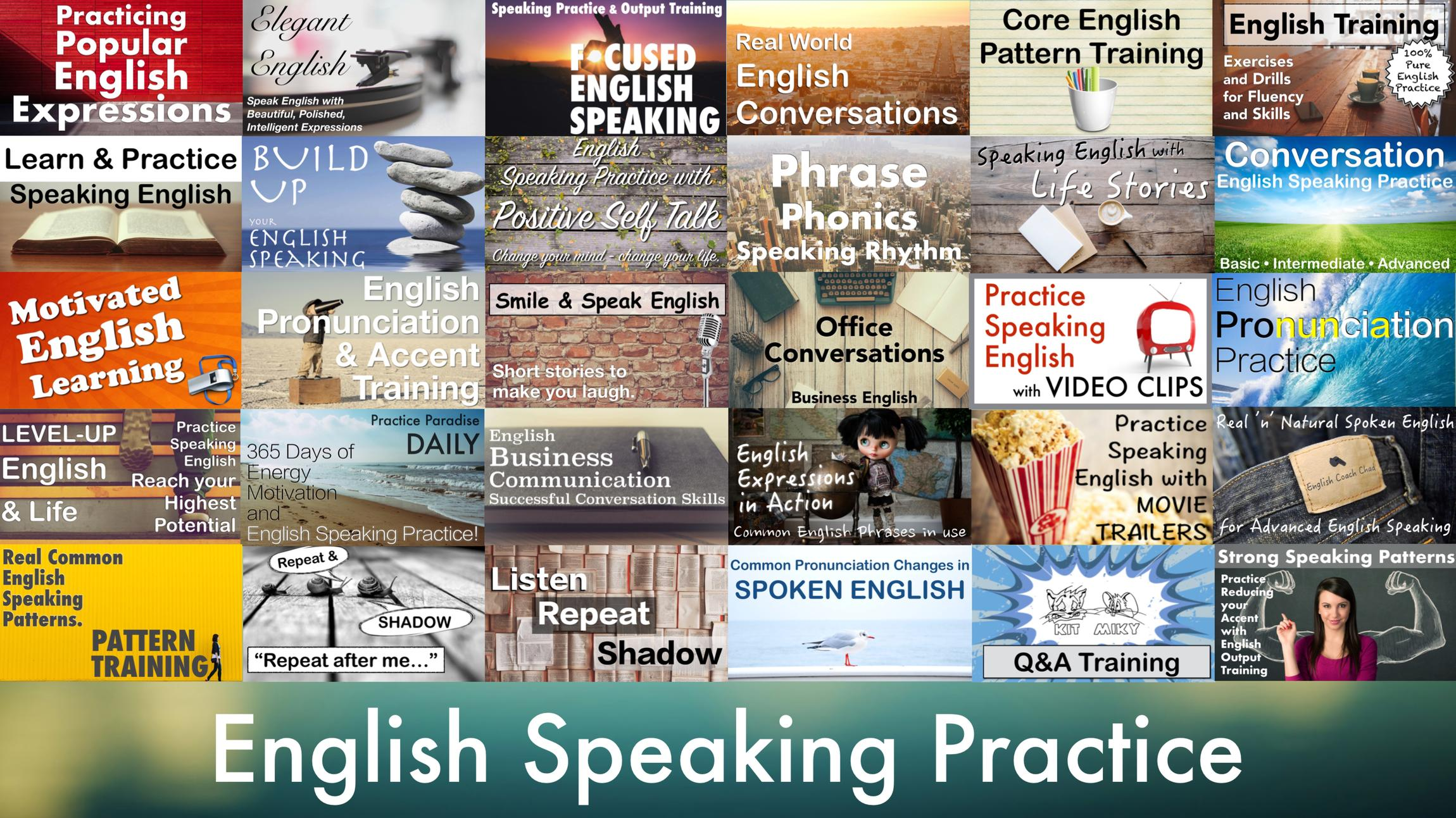 free spoken english tutorial