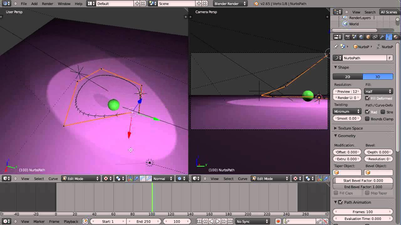 blender camera tracking tutorial