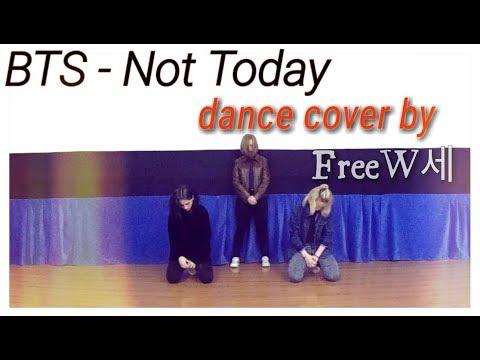 bts not today dance tutorial