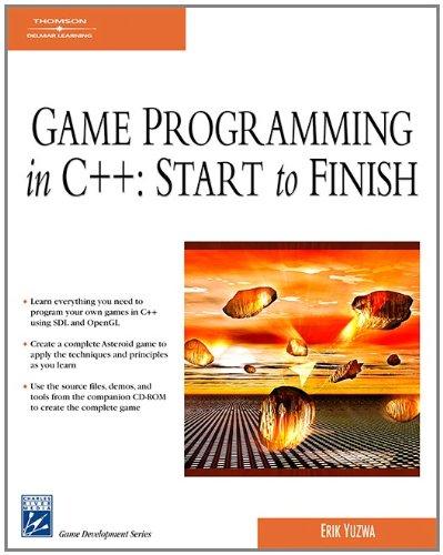 c++ game programming tutorial pdf