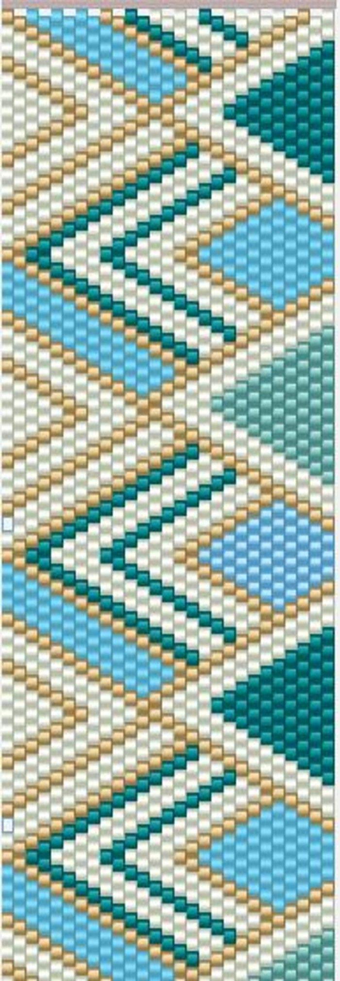brick stitch tutorial youtube
