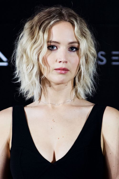 jennifer lawrence bob tutorial