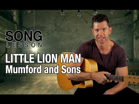 little lion man guitar tutorial
