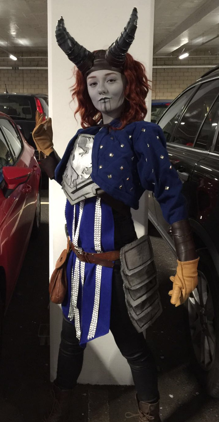 edward kenway costume tutorial