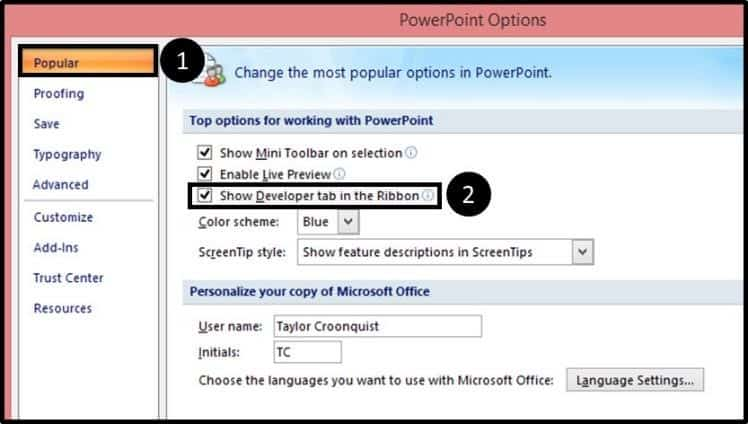 powerpoint 2007 tutorial pdf