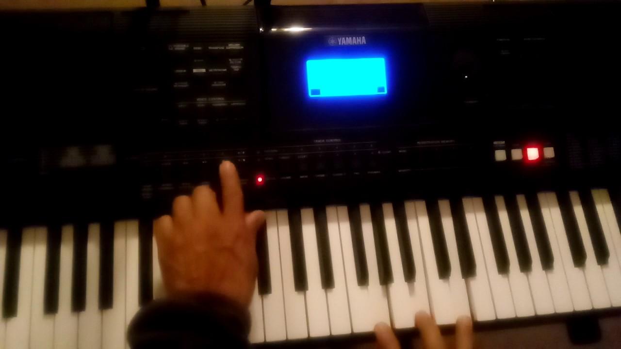 yamaha psr e333 tutorial