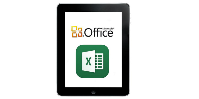 excel for ipad tutorial