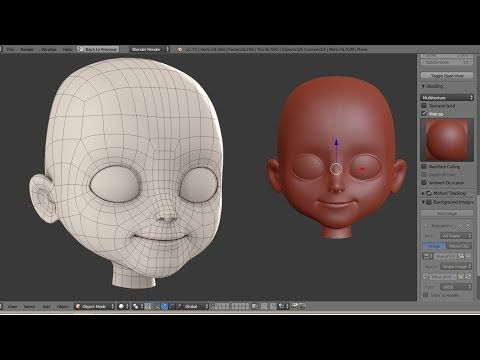 blender character creation tutorial