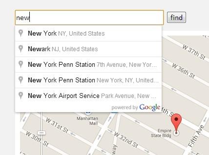 google places api tutorial
