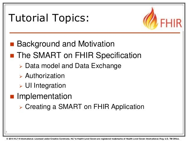 smart on fhir tutorial