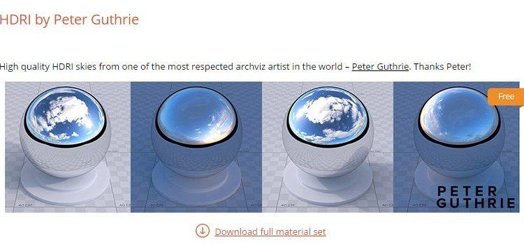 peter guthrie hdri tutorial