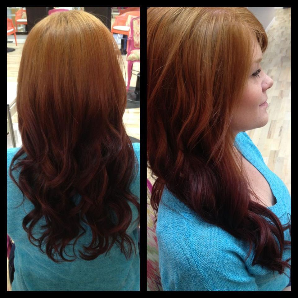 sparks hair dye tutorial
