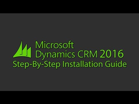 microsoft dynamics crm web services tutorial