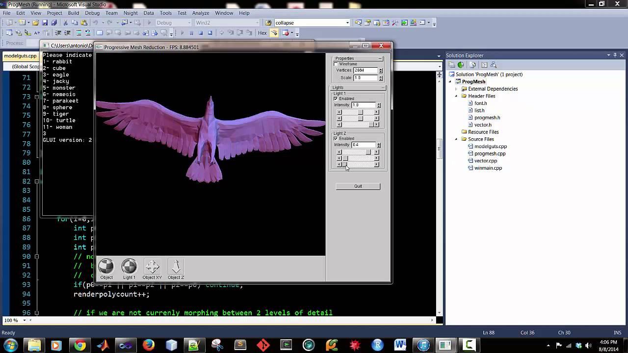 opengl 2.0 tutorial