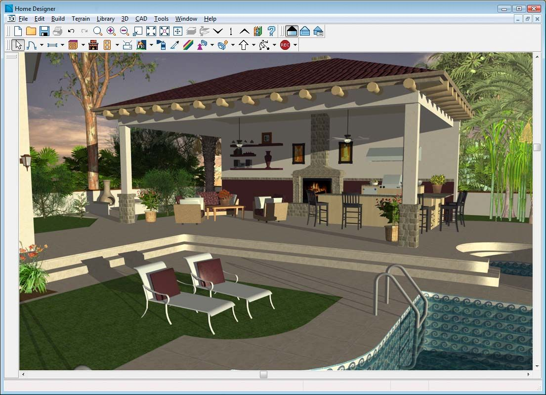punch landscape design tutorial