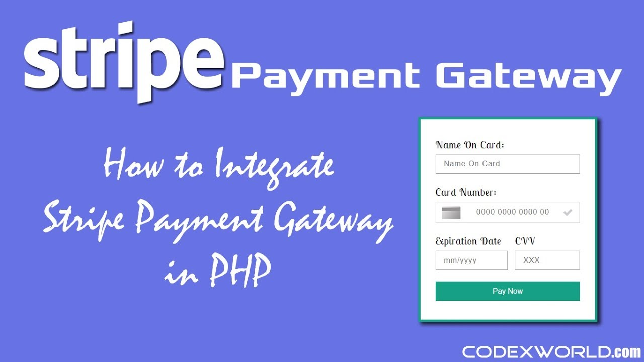 php payment gateway tutorial