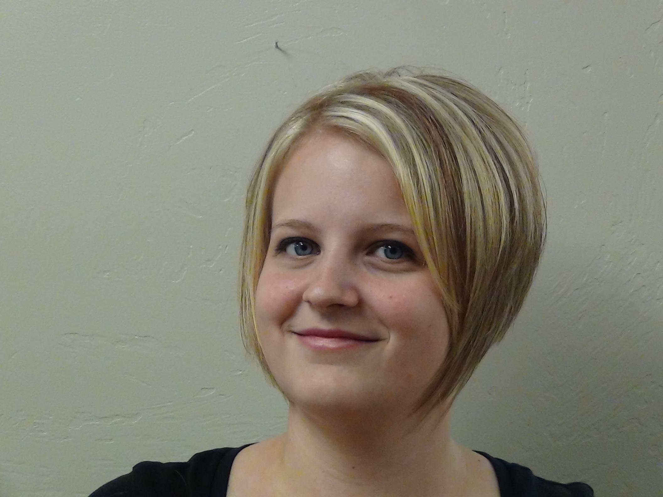 a line haircut tutorial
