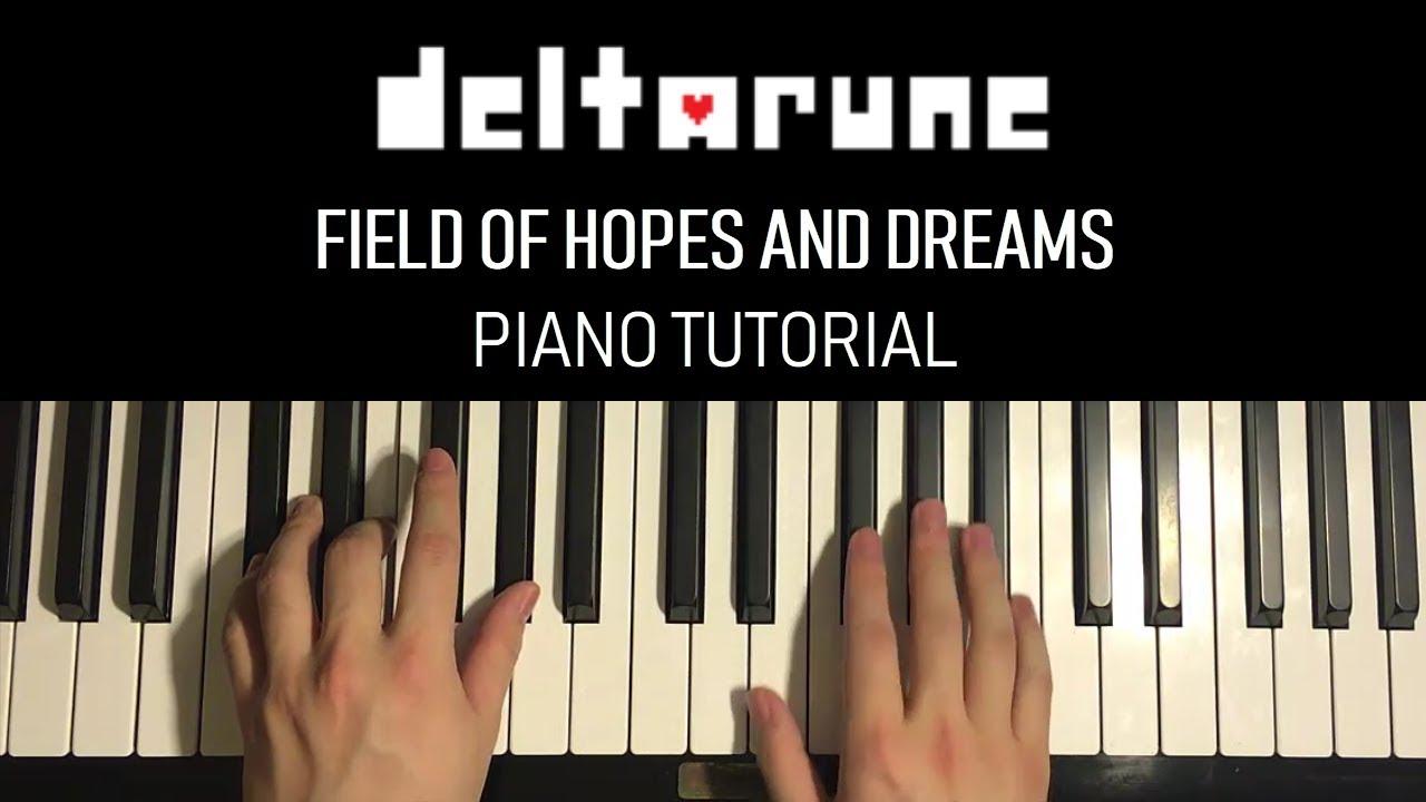 a million dreams piano tutorial