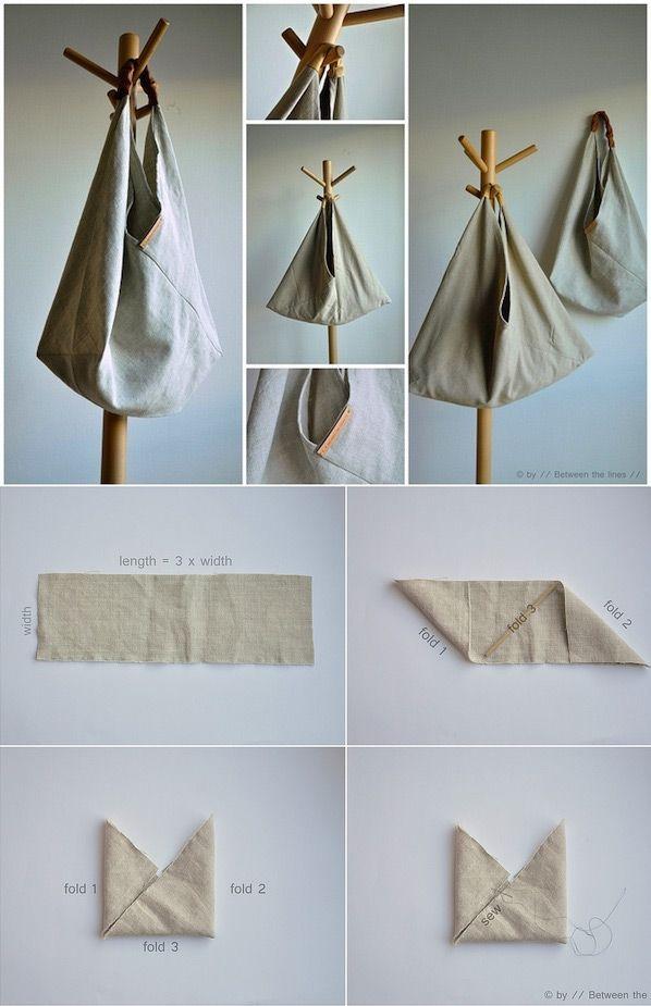 origami bento bag tutorial