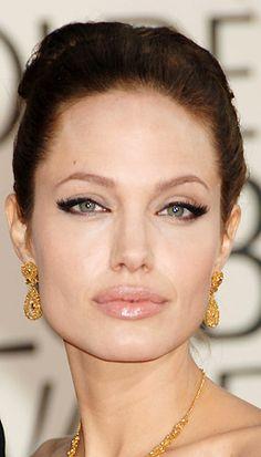 angelina jolie eye makeup tutorial